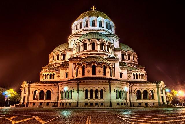 St. Aleksandar Nevsky Cathedral, Sofia