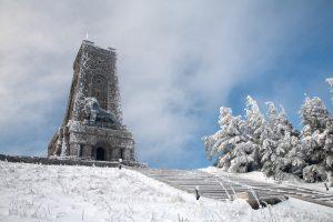 Shipka Monument of The Liberty