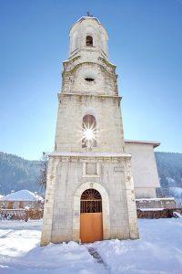 Old church in Rhodope Mountain