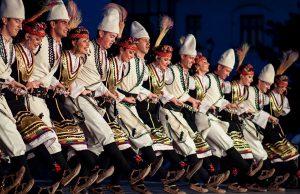 "National Folklore Ensemble ""Bulgare"""