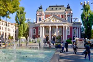 Theatre Sofia Bulgaria