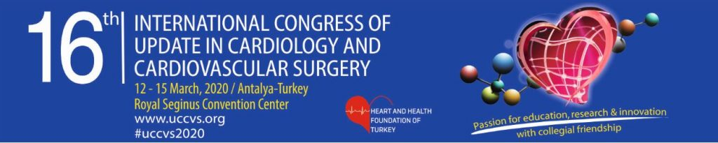 15th International Congress of Update in Cardiology and Cardiovascular Surgery